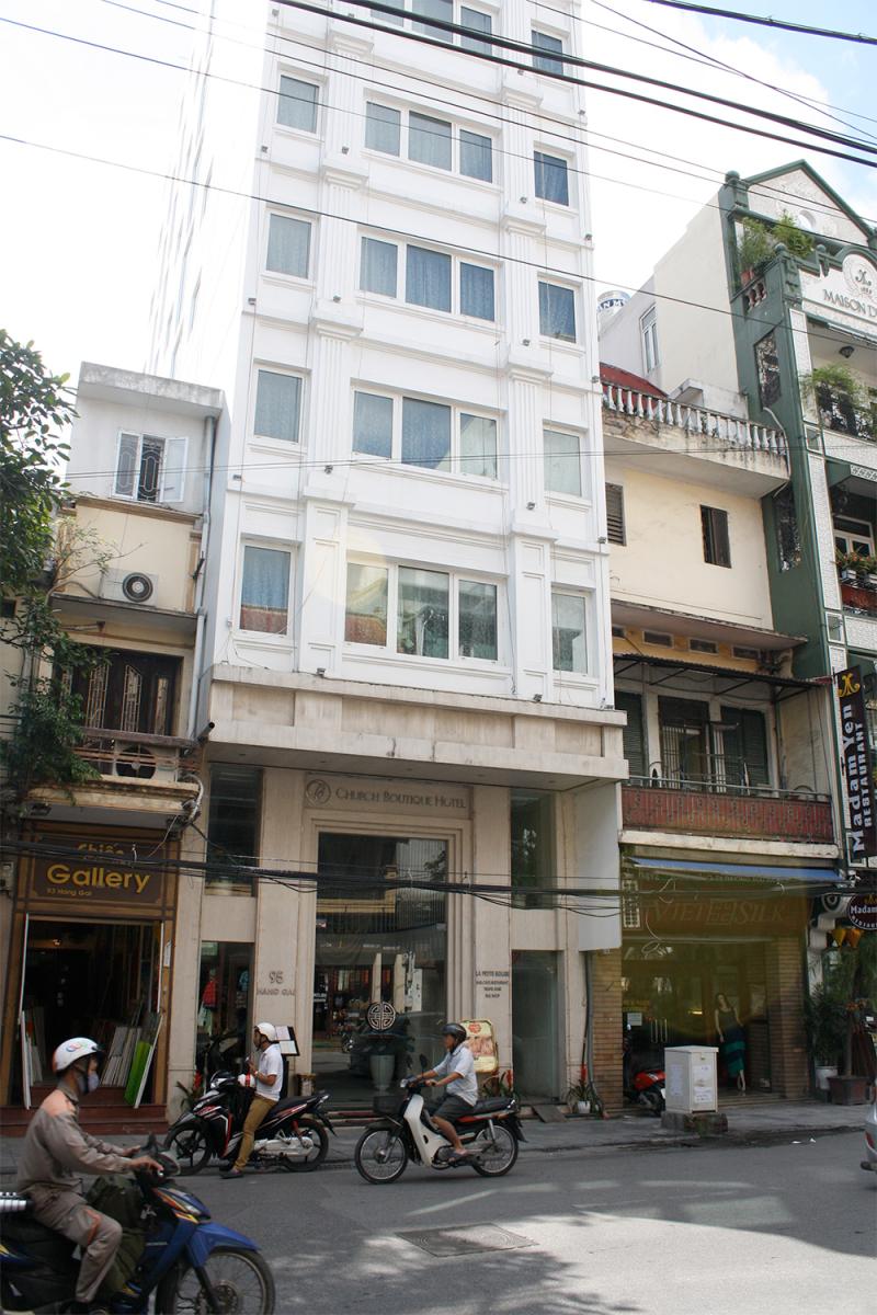 Vietnam-building